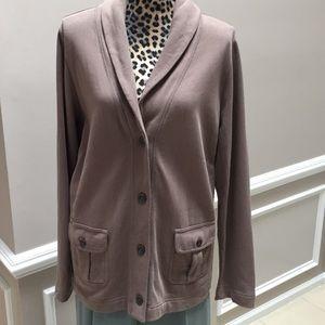 Lands'End jacket women's size XL